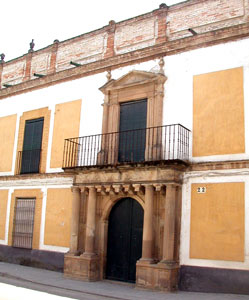 Casa del Marqués de Blancohermoso 1