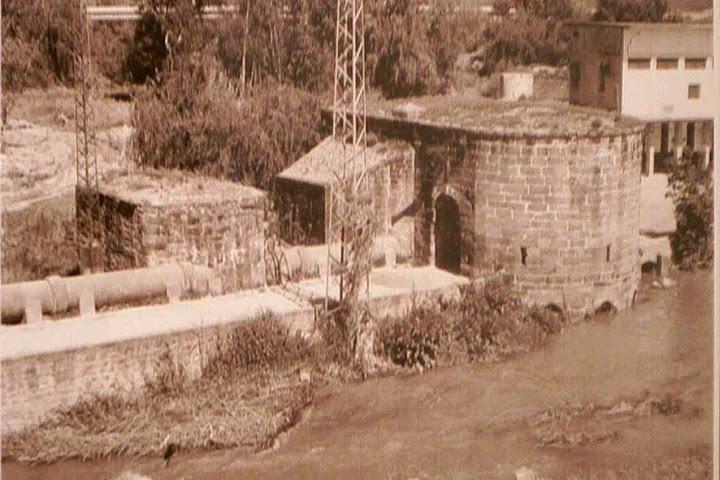 La aceña árabe de Villa del Río 1
