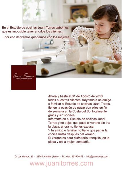 ESTUDIO DE COCINAS, JUANI TORRES 1