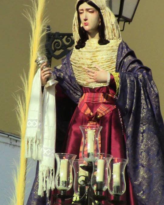 Hermandad y Cofradía de Nazarenos de Santa María Magdalena 1