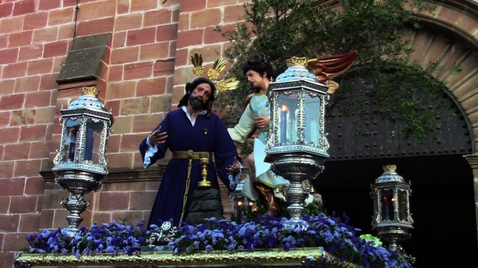 Hdad. y Cdía. de Nazarenos de Ntro. Padre Jesús de la Oración en el Huerto de los Olivos de Getsemaní 1