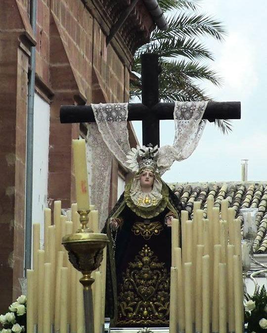 Muy Antigua y Real Hdad. y Cdía. de Nazarenos de la Santa Vera Cruz y Ntra. Sra. de las Angustias 1