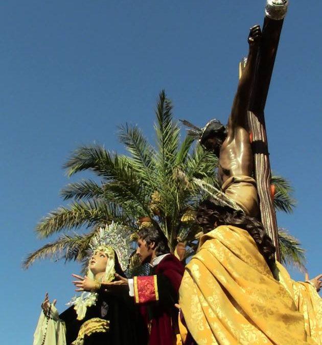 Hdad. y Cdía. de Nazarenos del Stmo. Cristo de los Estudiantes y Ntra. Sra. de los Dolores