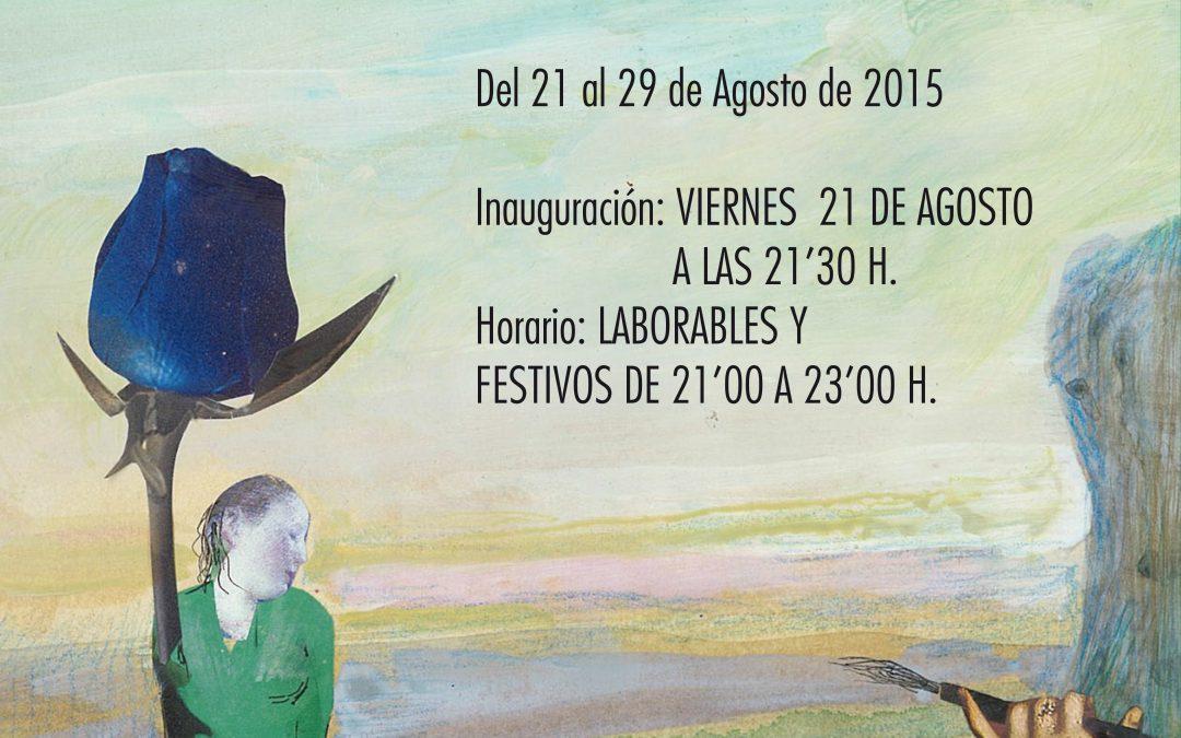 Cartel VII Bienal de Arte 2015