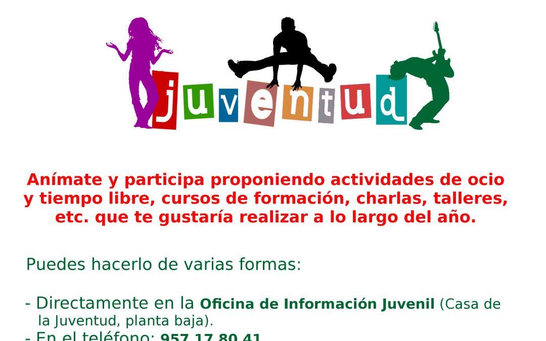 Participación Juventud
