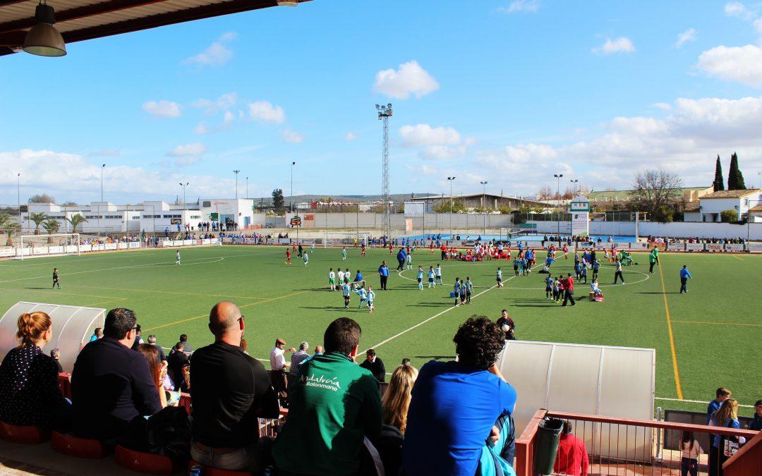 Deportividad y buena ambiente en el I Torneo de Fútbol 7 de la localidad de Villa del Río 1