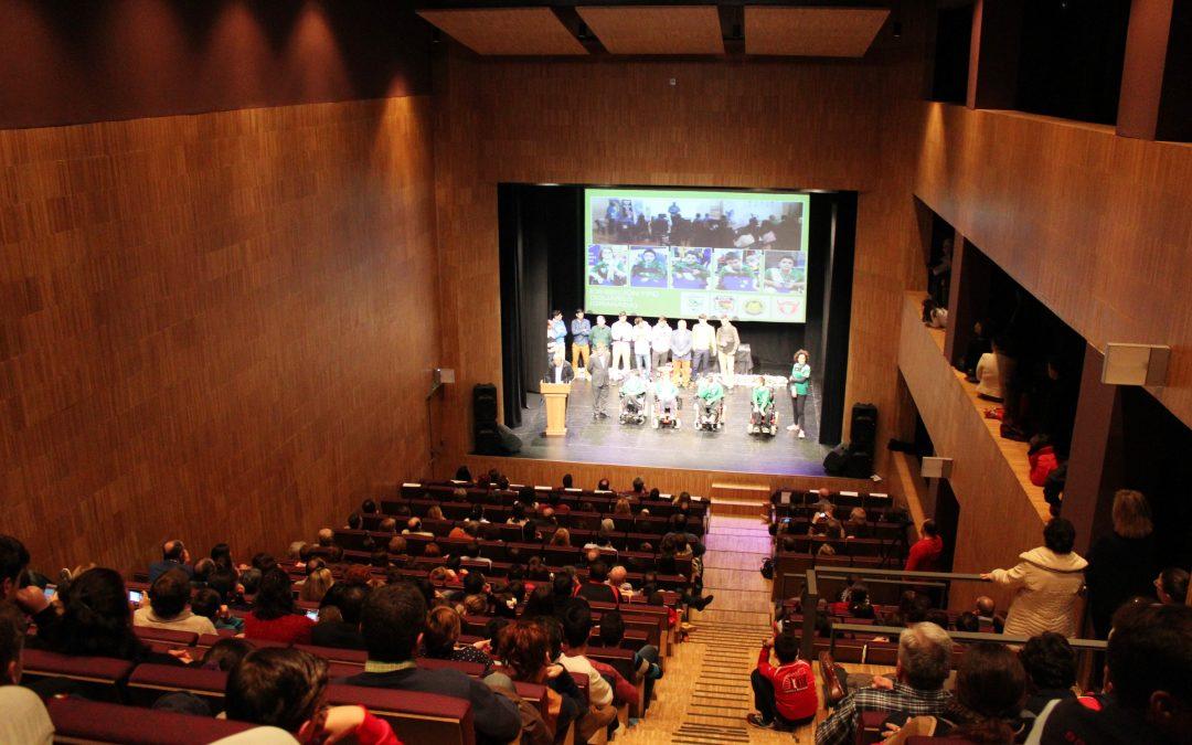 El deporte y la superación son premiados en la VII Gala del Deporte 'Ciudad de Villa del Río' 1