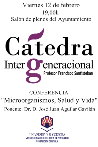 La Cátedra Intergeneracional de la Universidad de Córdoba pretende que Villa del Río se convierta en sede del Alto Guadalquivir 1