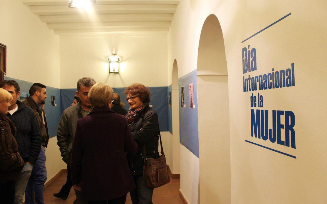 INAUGURADA LA EXPOSICIÓN FOTOGRÁFICA 'DÍA INTERNACIONAL DE LA MUJER' 1