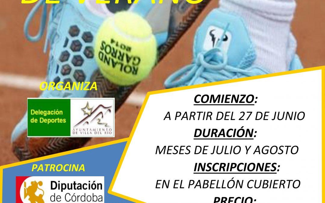 escuela de tenis 1