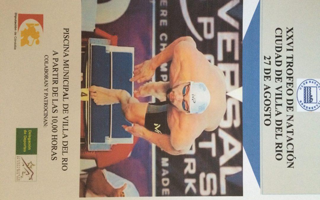 trofeo natacion