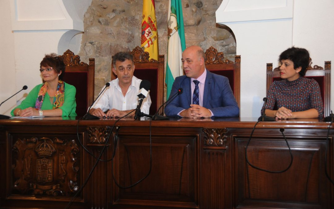 Visita Presidente Diputación