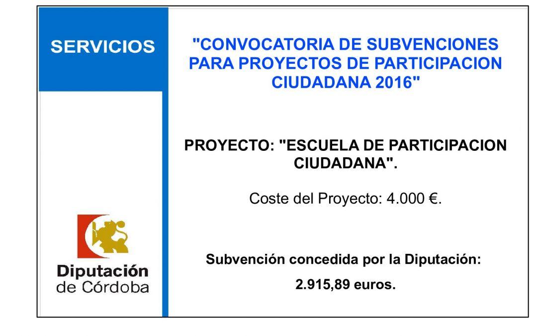 ESCUELA DE PARTICIPACION CIUDADANA 1
