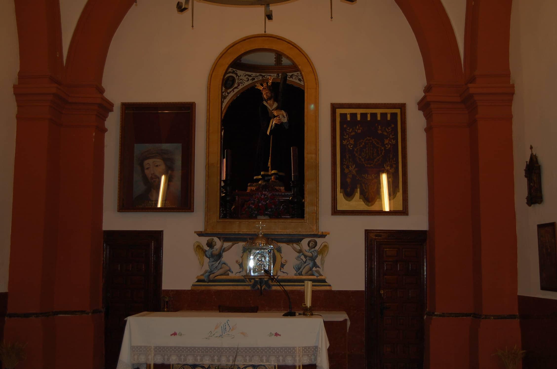 CAPILLA DE SAN ROQUE Y NTRO. PADRE JESÚS NAZARENO 3