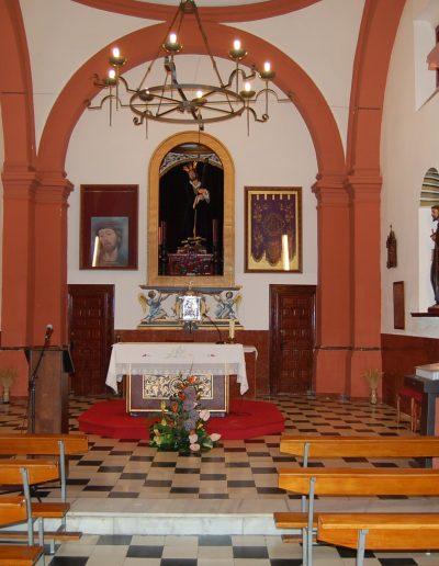 CAPILLA DE SAN ROQUE Y NTRO. PADRE JESÚS NAZARENO 4