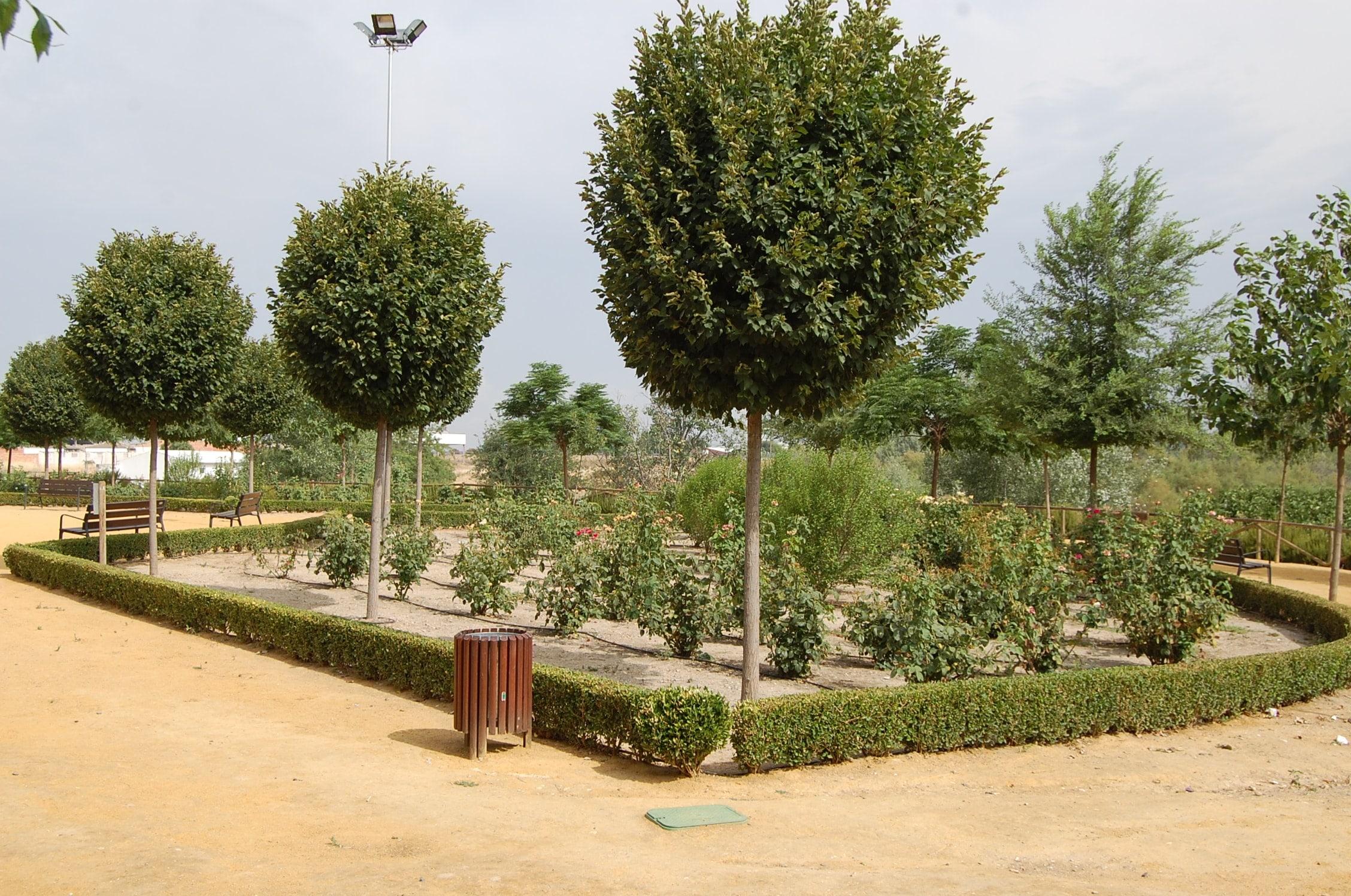 Parque mirador de las Aceñas