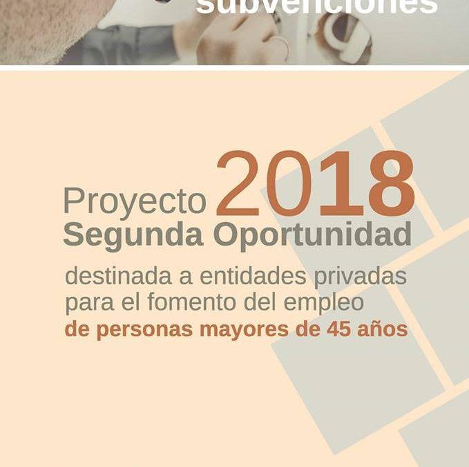 Abierto el plazo para solicitud de la Convocatoria Segunda Oportunidad 2018 1