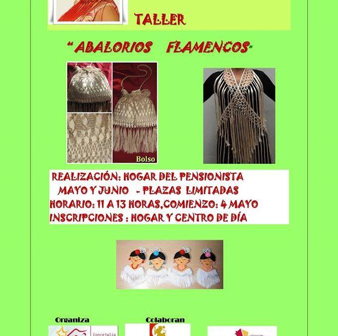 """Taller de """"Abalorios Flamencos"""" 1"""