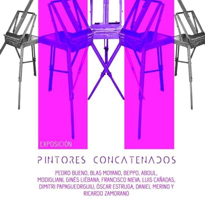 """Exposición Itinerante """"Pintores Concatenados"""" 1"""