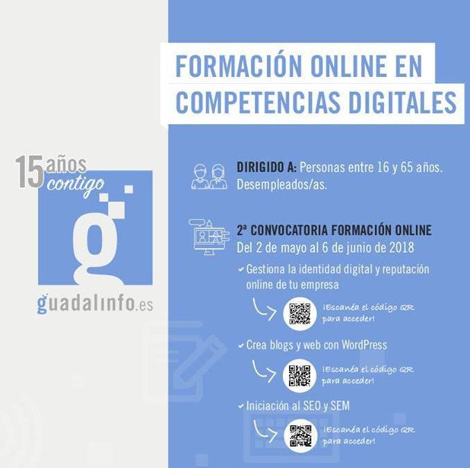 Curso de Formación Online en Competencias Digitales 1