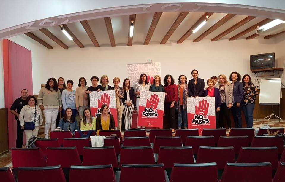 Villa del Río apoya una campaña para poner fin a las agresiones sexuales 1
