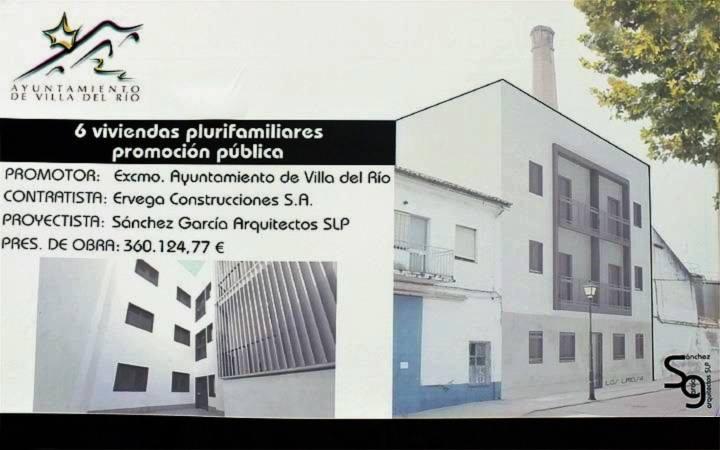 Adjudicación de las viviendas VPO en Villa del Río 1