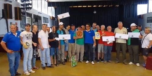 Celebrado en XXXII Trofeo Ibérico de Pesca 1