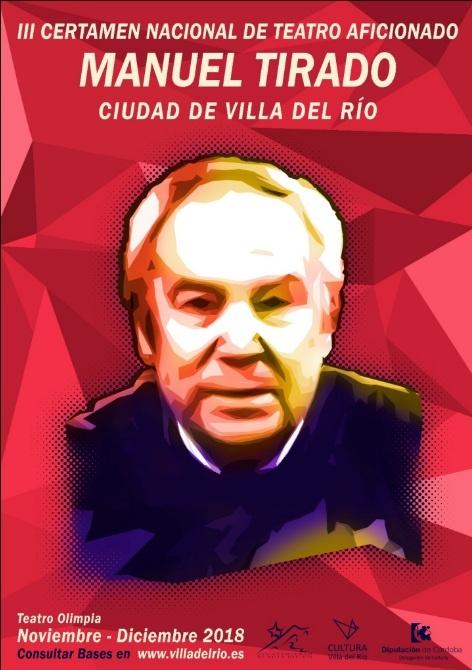 """Finalistas III Certamen Nacional de Teatro Aficionado """"Manuel Tirado"""" 1"""