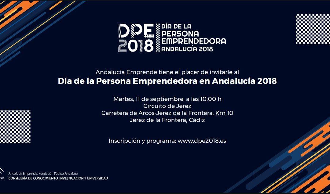 Día de la persona emprendedora en Andalucía 2018 1