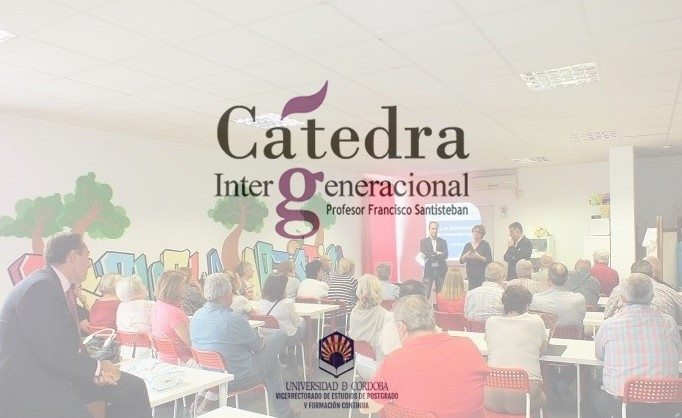 Abierta la matriculación a la Cátedra Intergeneracional 1