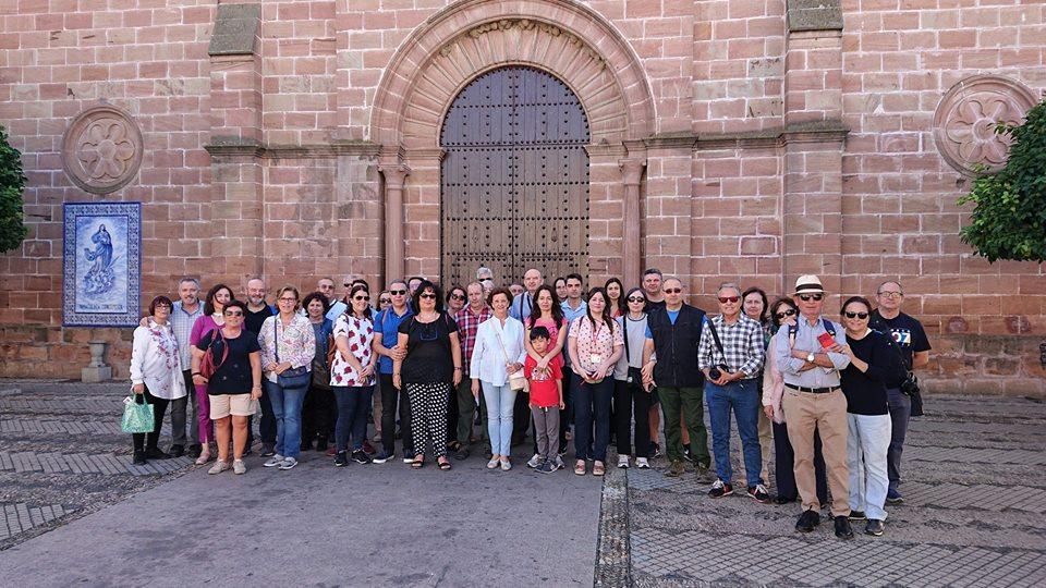 Visita a Villa del Río del Club Patrimonio de Córdoba