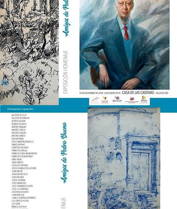 'Amigos de Pedro Bueno' la exposición definitiva en homenaje a Pedro Bueno