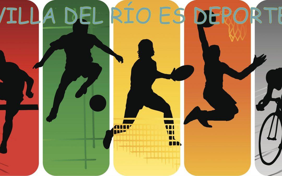 Villa del Río es Deporte