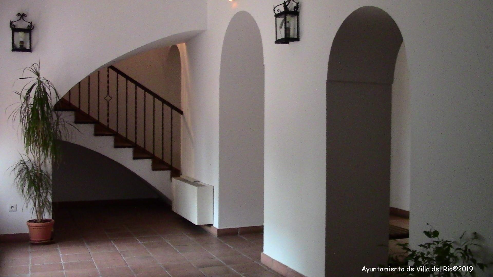 Interiores de la casa