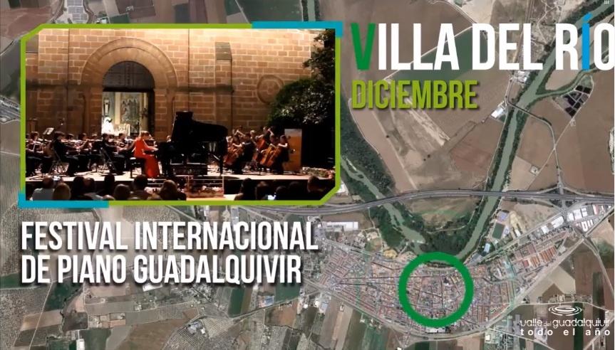Villa del Río promociona su oferta cultural en FITUR