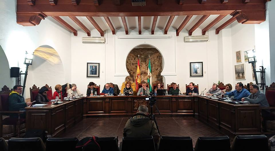 El Ayuntamiento de Villa del Río aprueba los reconocimientos con motivo de la celebración del Día de Andalucía