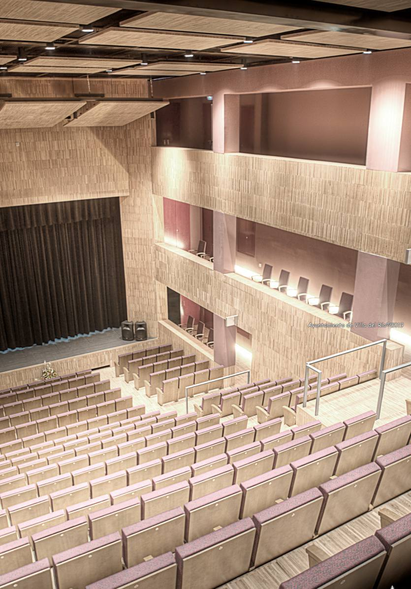 Otras Actividades en el Teatro Olimpia 2018 1