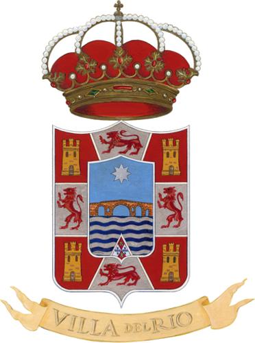 Escudo de Villa del Río