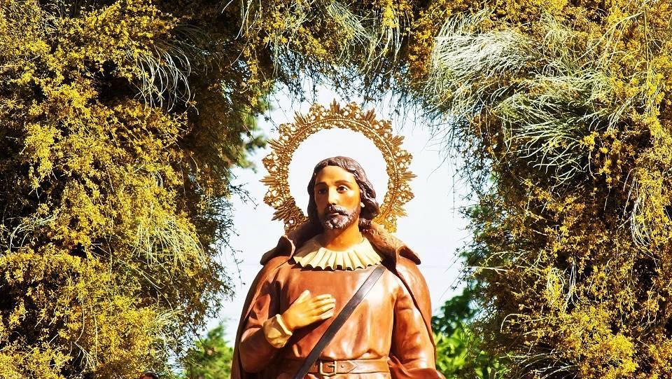 Festividad en honor a San Isidro Labrador 1