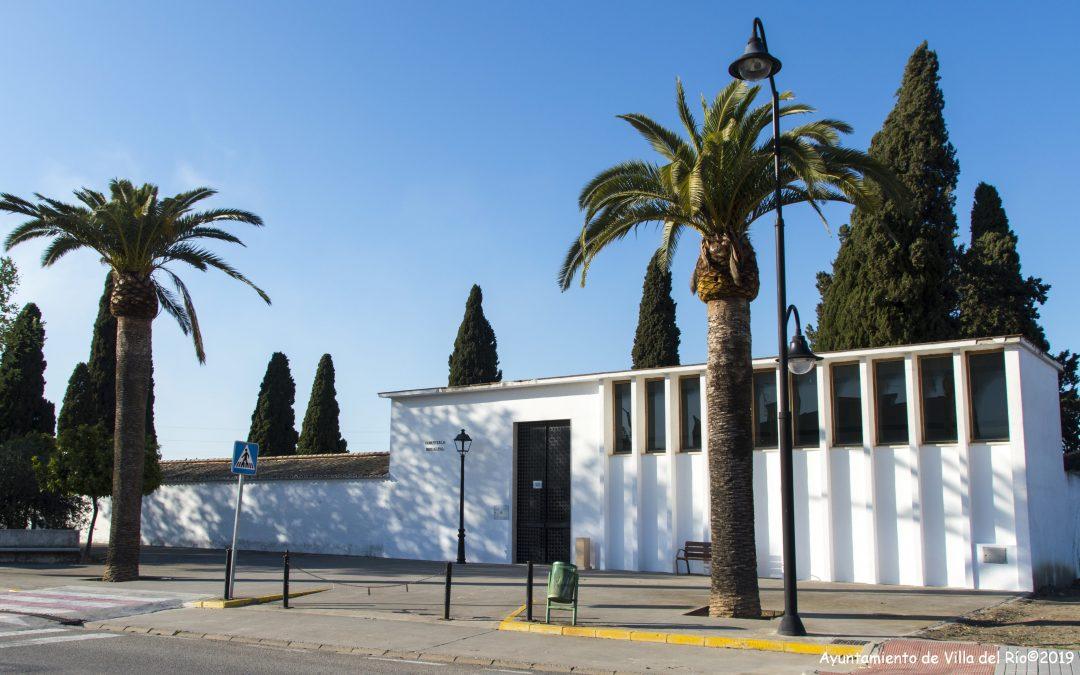 Cementerio Municipal, zona Barranco de los Adobes,  s. XIX