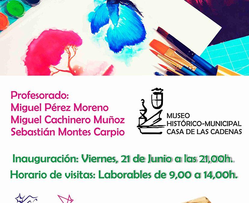 Exposición Escuela de Artes Plásticas Curso 2018 – 2019