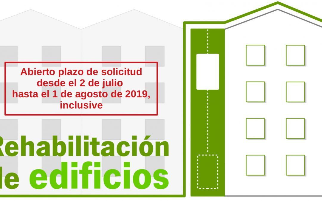 Ayudas para la Rehabilitación de Viviendas y Edificios