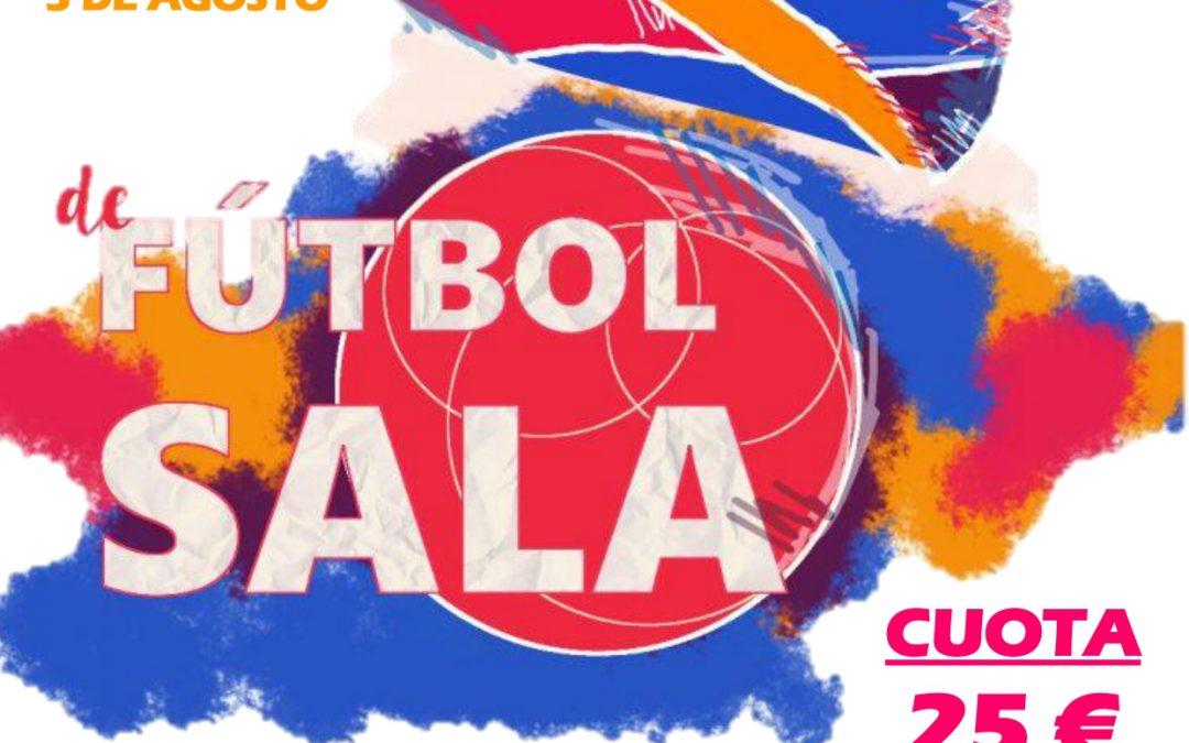 Copa de Feria de Fútbol Sala 2019