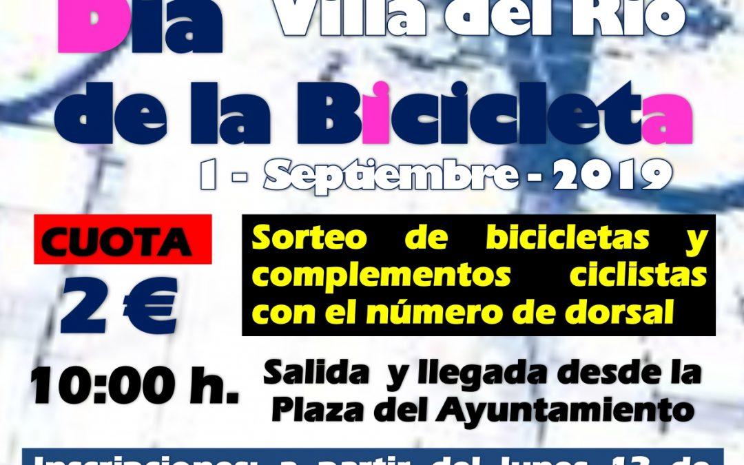 Día de la Bicicleta Villa del Río 2019