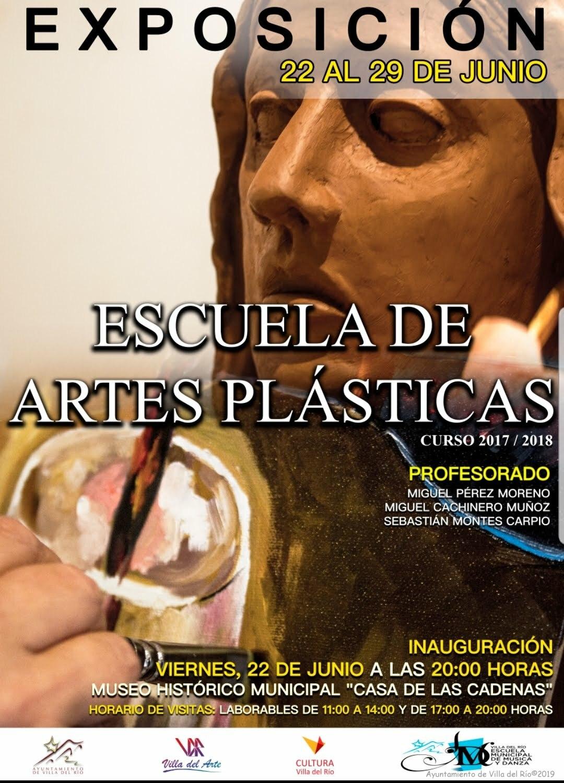 Exposición de la Escuela de Artes Plásticas 2018