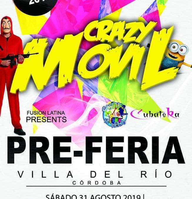 Fiesta Pre - Feria 2019
