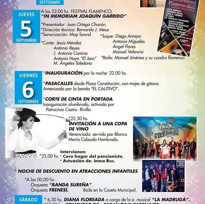 Programa y Revista de Feria 2019