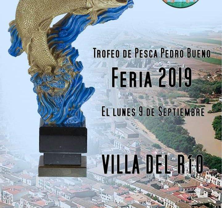 Trofeo de Pesca Pedro Bueno Feria 2019
