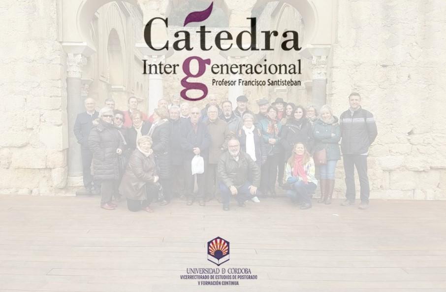 Inauguración Curso Cátedra Intergeneracional 2019 - 2020 1
