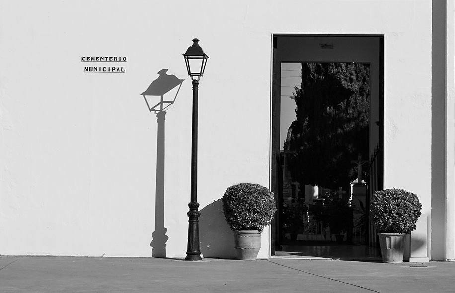 Cementerio Municipal. Horario 1